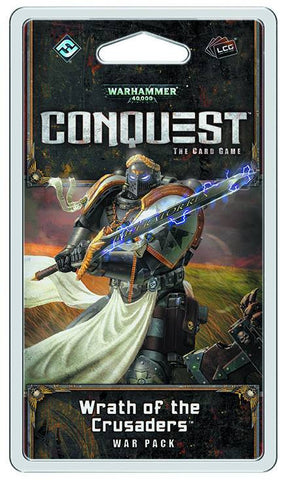Warhammer 40K Conquest Wrath of the Crusaders War Pack