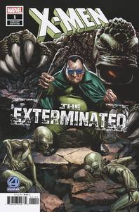 X-MEN EXTERMINATED #1 SUAYAN FANTASTIC FOUR VILLAINS VAR (2018)