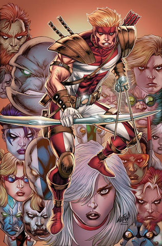 YOUNGBLOOD #1 CVR B LIEFELD (2017)