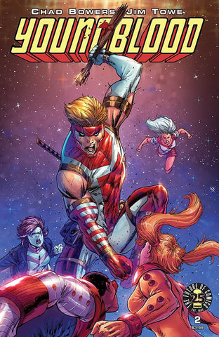 YOUNGBLOOD #2 CVR B LIEFELD (2017)