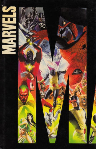 MARVELS # Hard Cover (limited edition)