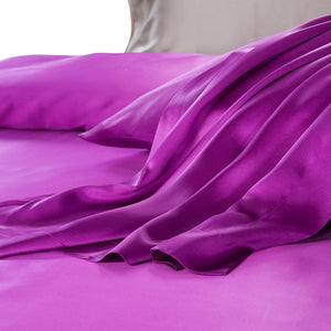 Pure Mulberry Silk Sheets are Naturally Hypoallergenic and Perfect for Allergy Sufferers