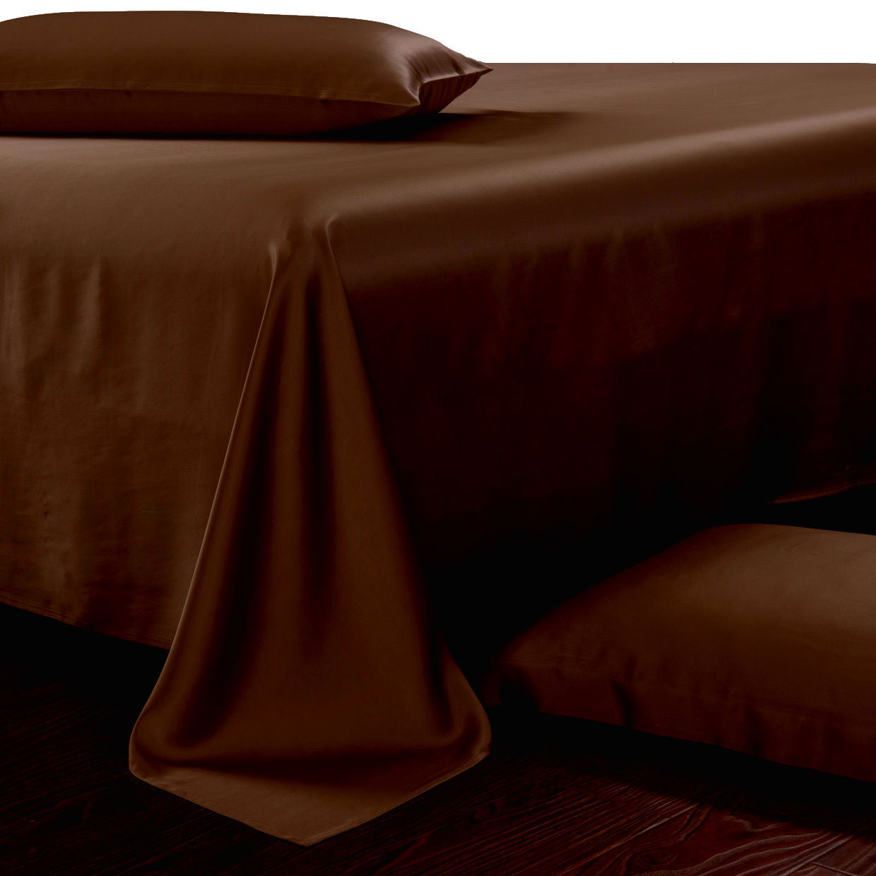 Luxury Silk Sheets 25 Momme Pure Mulberry Silk Sheet Set