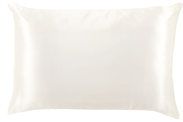 22 mm undyed ivory silk pillowcase celestial silk diamond edition