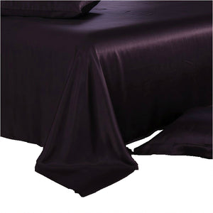 Luxury Silk Sheets  - 25 Momme Pure Mulberry Silk Sheet Set