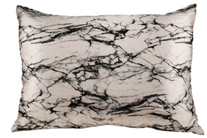 white marble silk pillowcase marbled silk pillowcase for hair