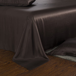 luxury silk sheets for wedding night 22 momme