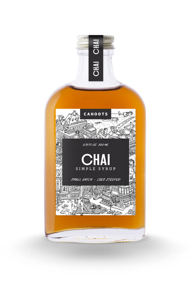 Chai Simple Syrup