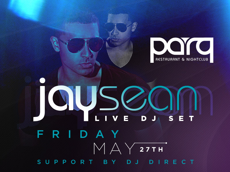 Jay Sean at Parq Nightclub