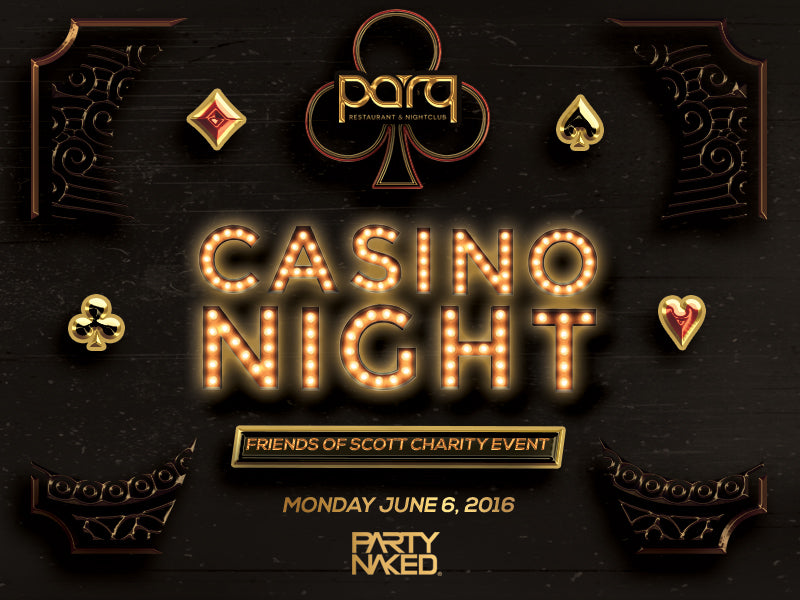 Casino Night at Parq San Diego