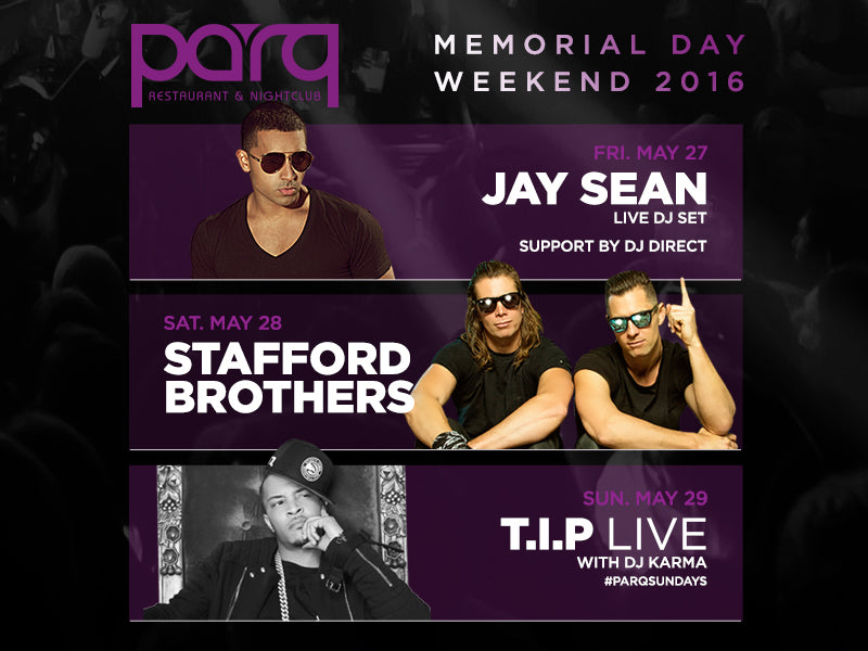 MDW at Parq Nightclub