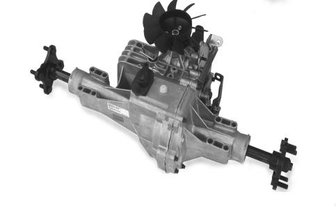 312-1700 - Integrated Hydrostatic Transaxle - HydroDrives.com