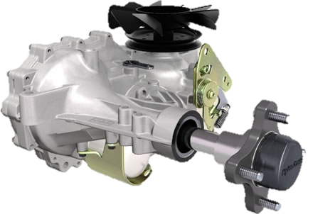 ZM-GEEE-5LEF-2MLX - Integrated Hydrostatic Transaxle - HydroDrives.com