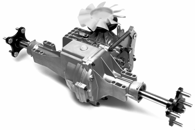 317-3500 - Integrated Hydrostatic Transaxle - HydroDrives.com