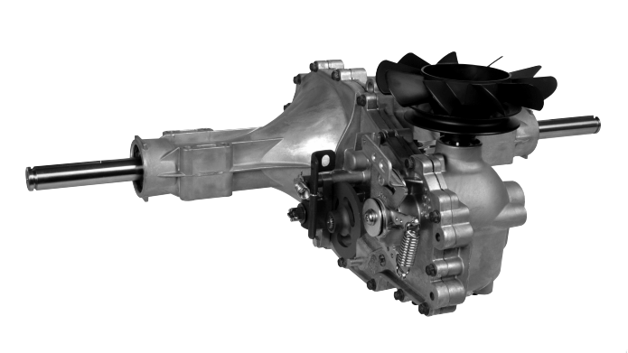G7-BBBB-1X7B-24CX - Integrated Hydrostatic Transaxle - HydroDrives.com