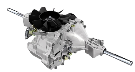 T2-ACBE-4X3C-1UX1 - Integrated Hydrostatic Transaxle - HydroDrives.com