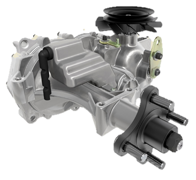 ZF-ATBB-3D5A-2DTX - Integrated Hydrostatic Transaxle - HydroDrives.com