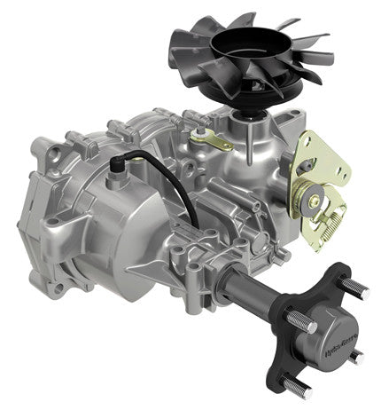 ZC-DPBB-2D5A-1CPX - Integrated Hydrostatic Transaxle - HydroDrives.com