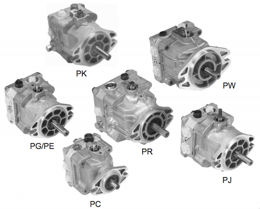 PW-1ALL-EA1X-XXXX - Pump - HydroDrives.com
