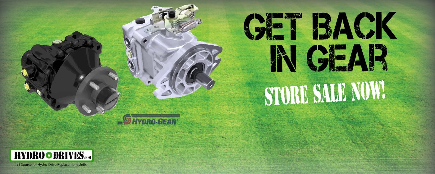 1 Source for Hydro-Drive Replacement Units - HydroDrives com