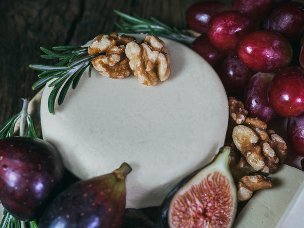 Cashew Coconut Cheese Wheel