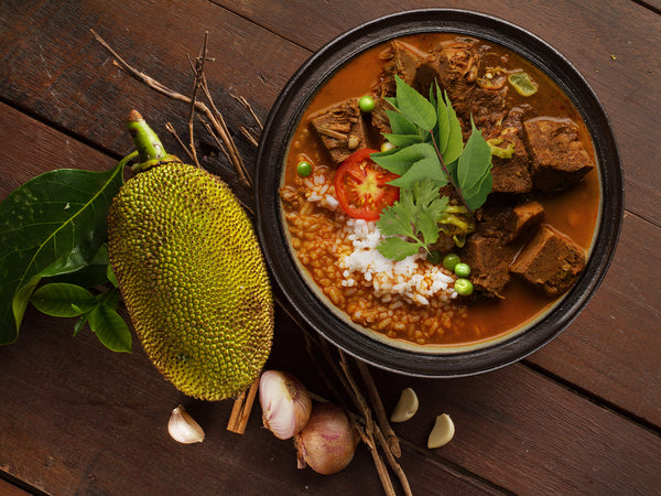 Ceylon Black Jackfruit Curry