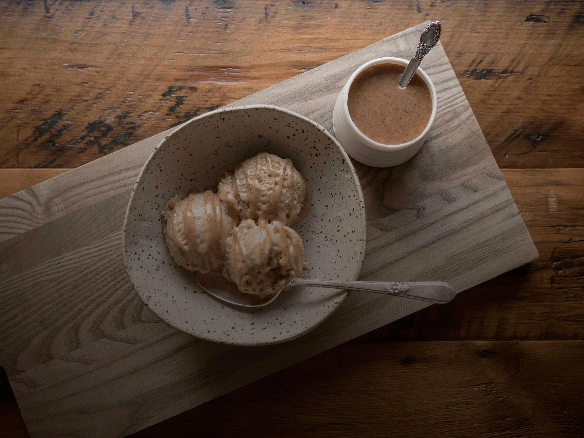 Chai Spiced Nicecream