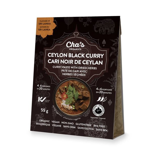 Ceylon Black Curry
