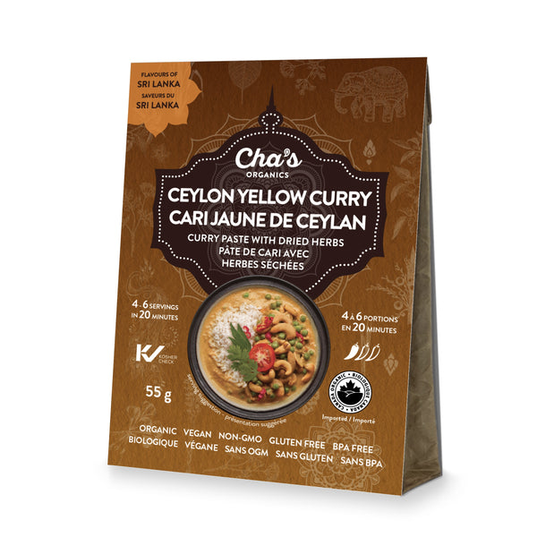 Ceylon Yellow Curry