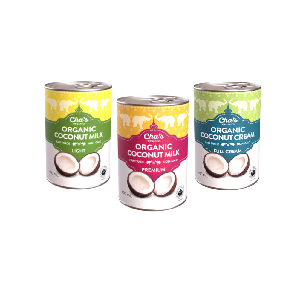 Coconut Milk Variety Pack