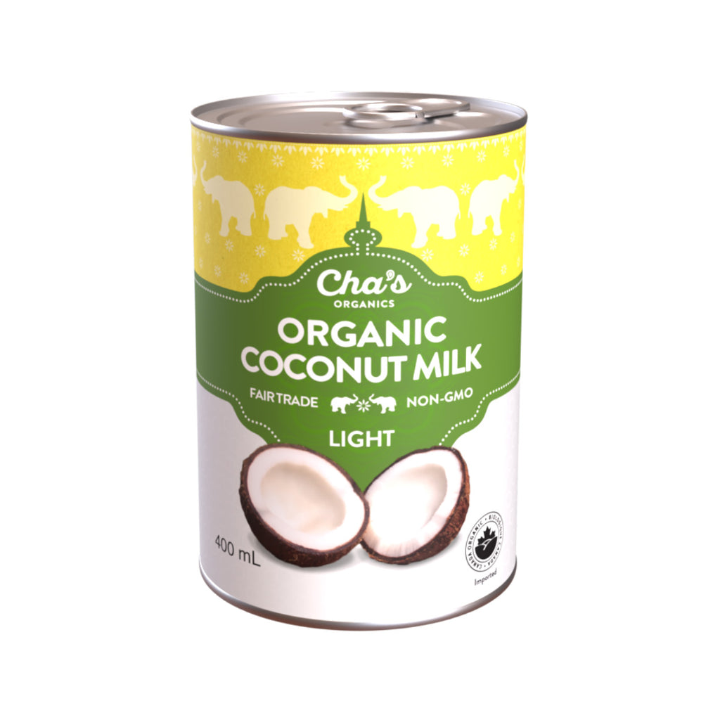 Light Coconut Milk (by the case)