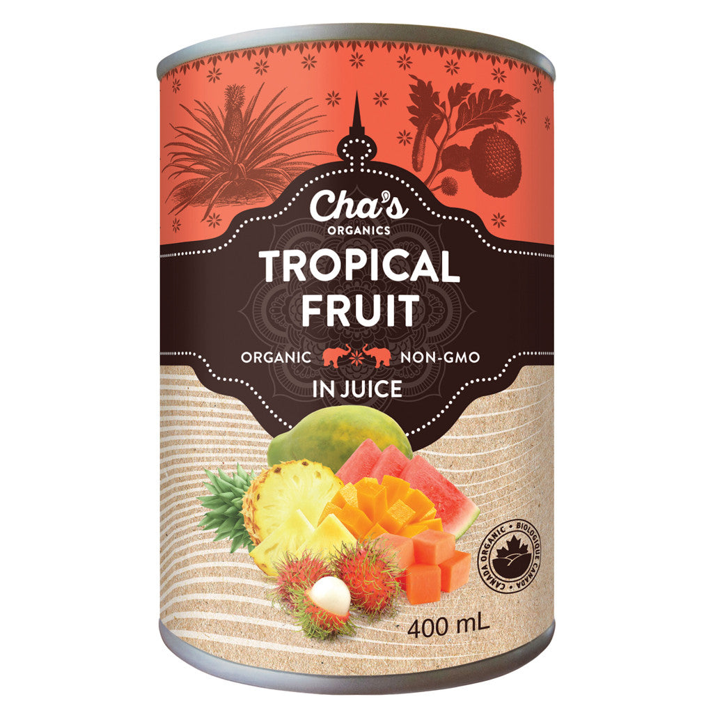 Tropical Fruit (by the case)