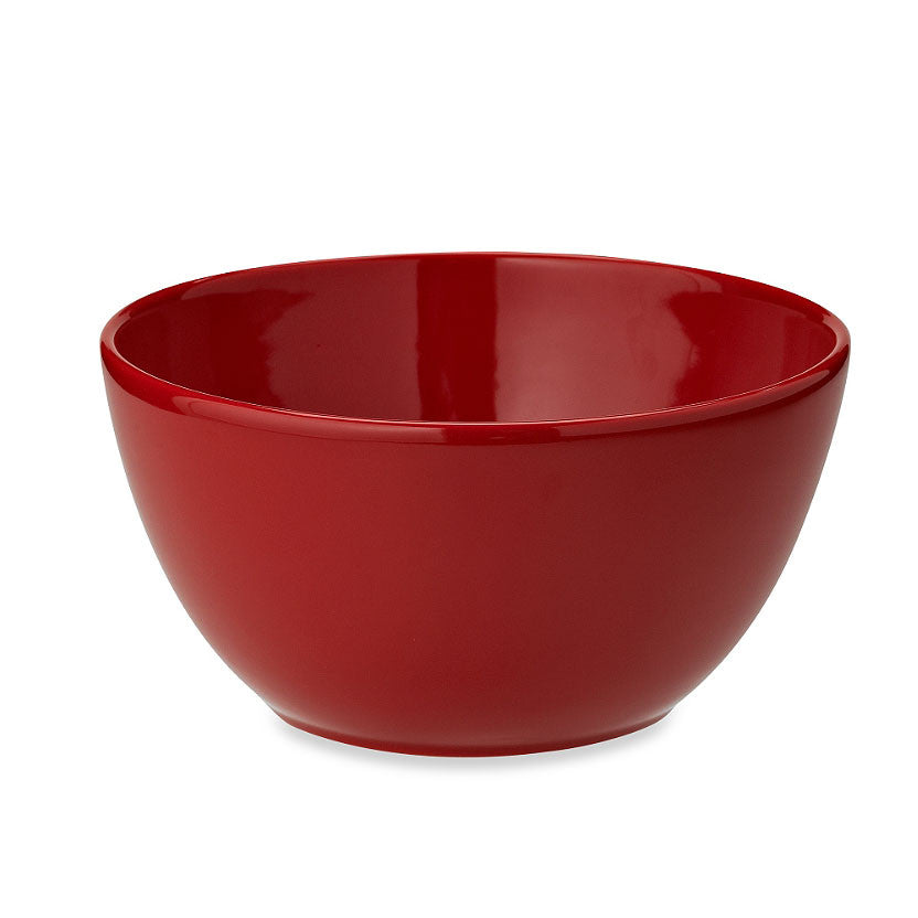 Large Red Bowl