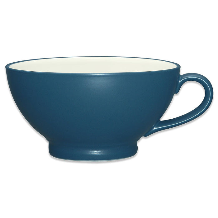 Blue Bowl with Handle