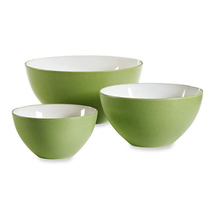 Green Bowl Set