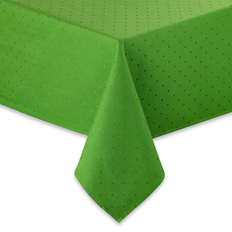 Lime Green Table Cloth