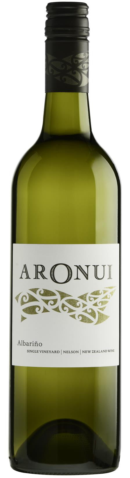 Image result for Aronui Single Vineyard Nelson Albariño 2016