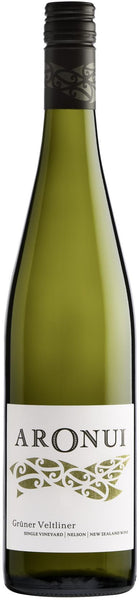 Aronui Single Vineyard Nelson Grüner Veltliner 2015