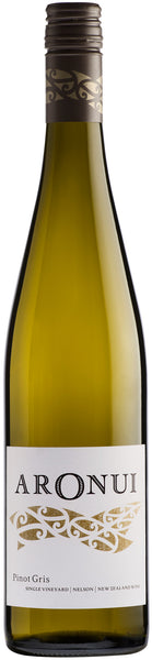 Aronui Nelson Pinot Gris 2017
