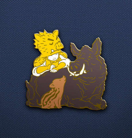Year of the Boar - Limited Edition Pin