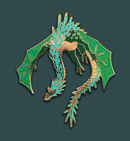Emerald Dragon - Emerald City Comic Con Exclusive