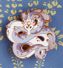 Pearl Dragon Pin (Rare Exclusive)