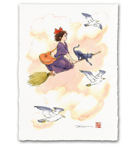 'First Flight' Giclée Print