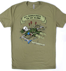 'Dangerous Journey' Shirt