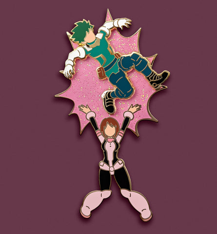 Uravity Spinning Pin