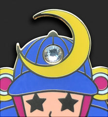 Sailor Samurai Pin