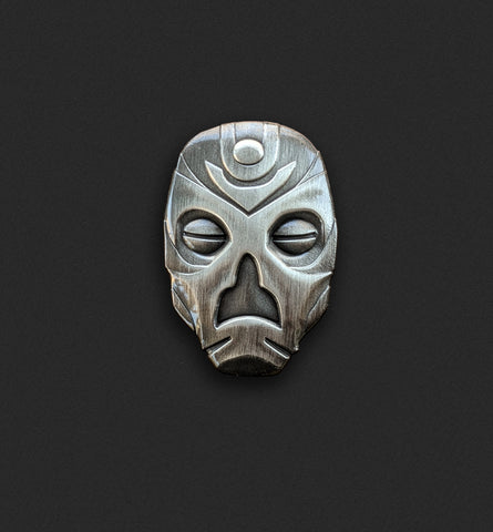 Dragon Priest Mask Pin