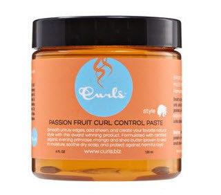 Curls Passion Fruit Control Paste , Styling - Curls, Nijala