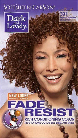 Hair Coloration BROWN , Hair Coloration - Dark and Lovely, Nijala