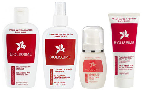 Anti Blemish Program for Oily Skins , Anti Blemish Program - Biolissime, Nijala